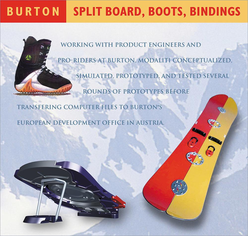Burton Boot Bindings