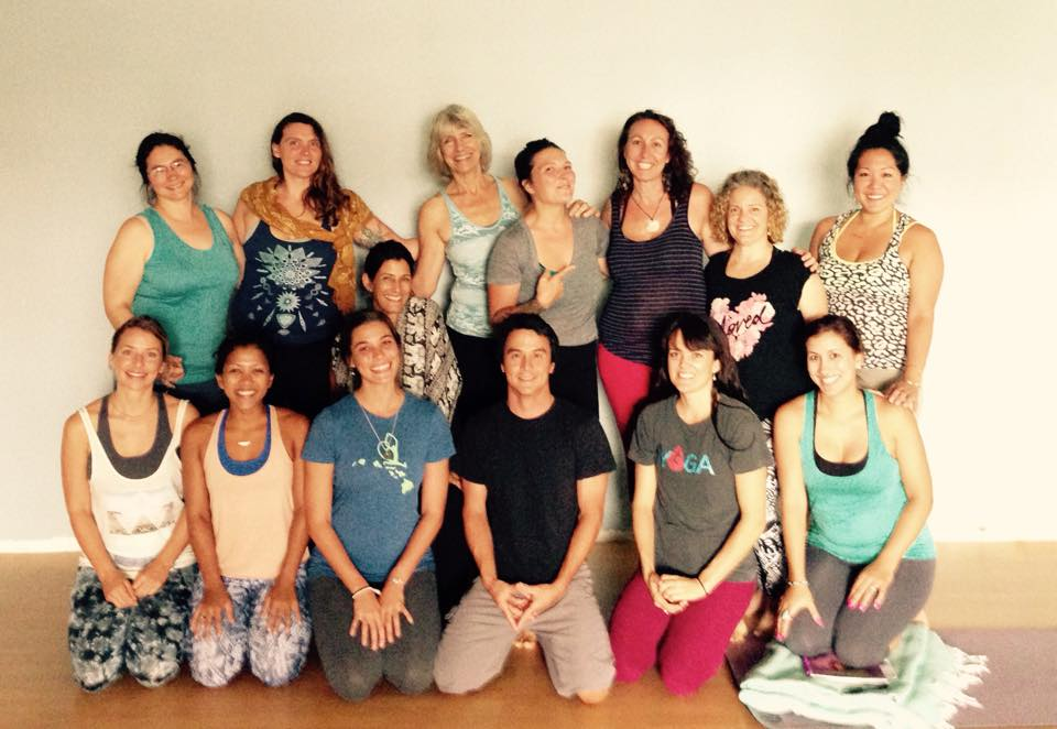 ABRY Teacher Training workshop at Balancing Monkey Hilo, Hawaii, 8/2015.