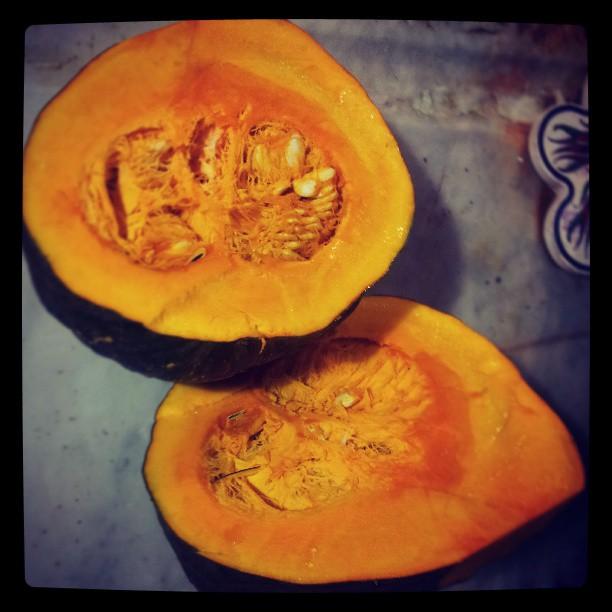 Anna Shwartz Pumpkin from @provenancegrown