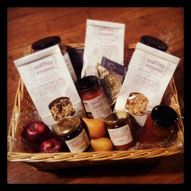 PanTree Produce hamper