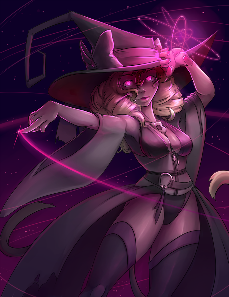 Cat Witch, Completed Work