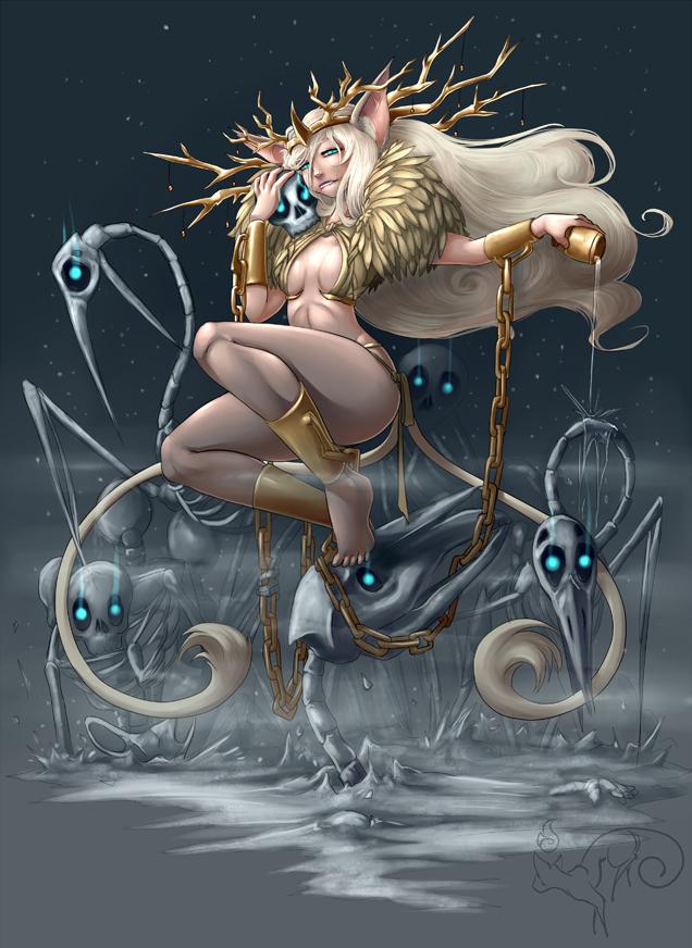 'Golden Queen,' Personal Work