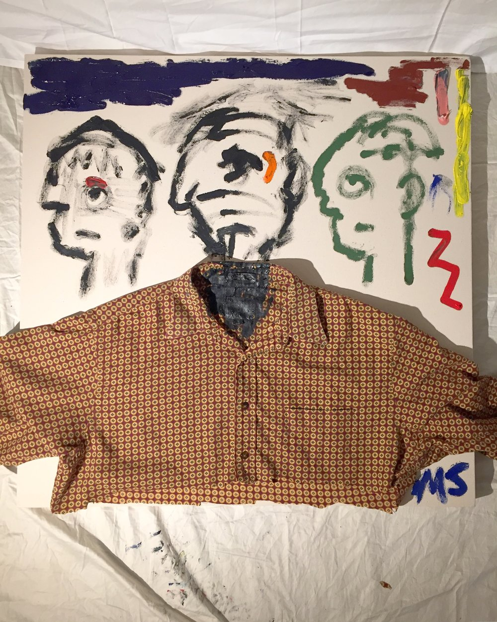 Grandpa's Shirt Was a Little Too Big (For Me)/Full Moon NYC