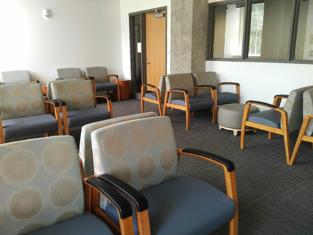 Ideon Waiting Room Seating