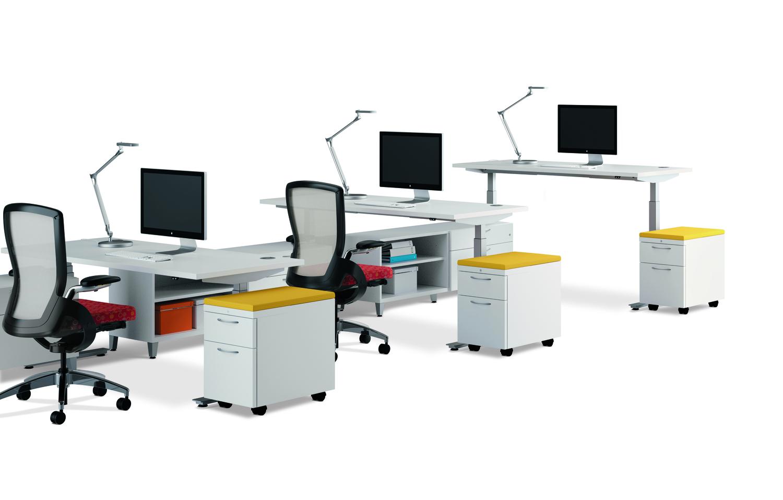 standing desks — ducky's office furniture