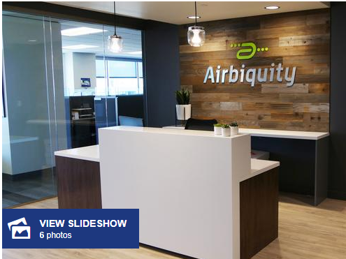 Airbiquity Office