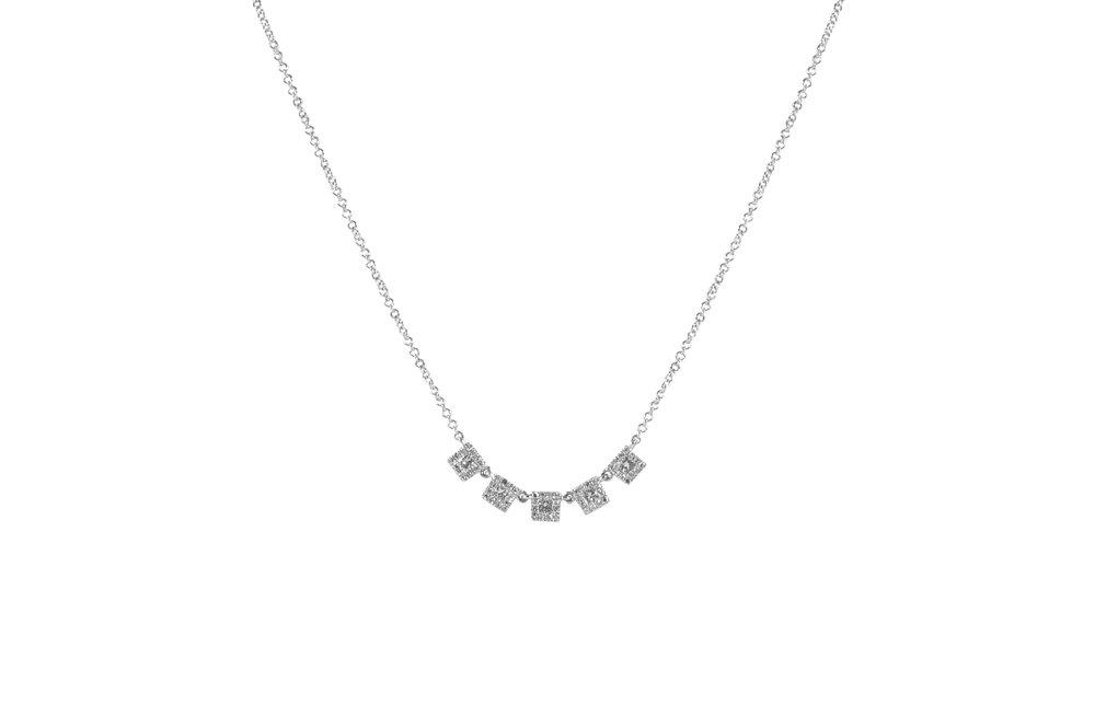 Jewelry by marsha small diamond pendant small diamond pendant aloadofball Image collections