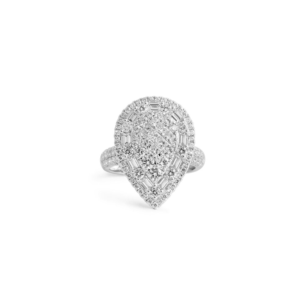 ring fine en heart rings diamond shape carat luxury shop brilliant
