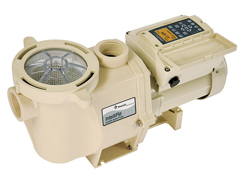 Intelliflo swimming pool pump