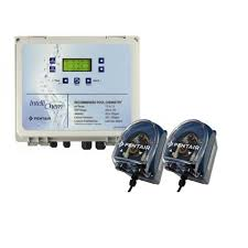 Swimming pool chemical controller.
