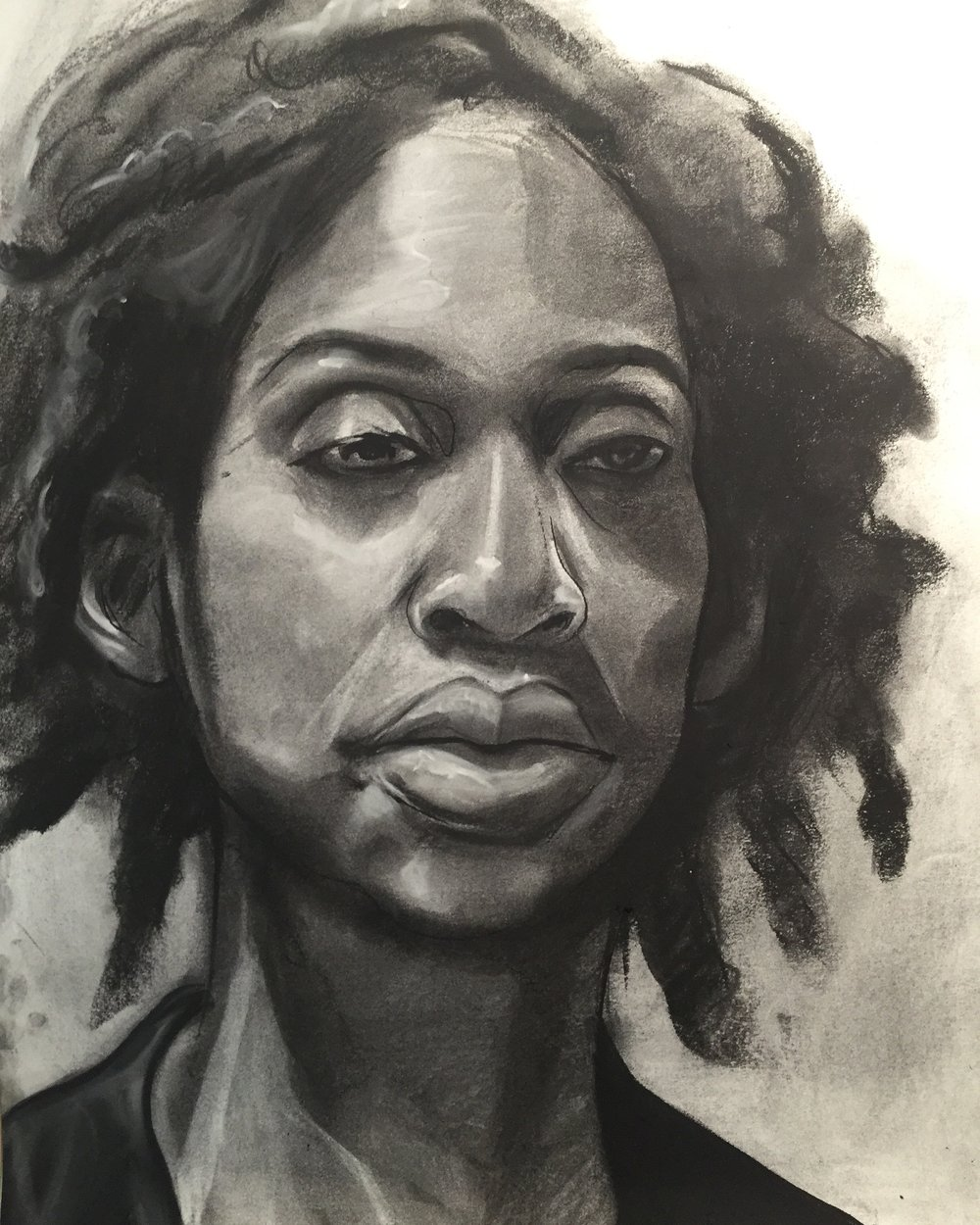 Life Drawing Portrait