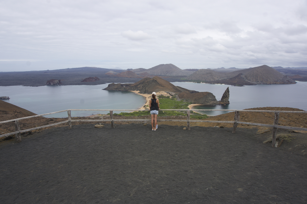 Bartolomé Island, Galapagos.