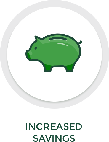 Increase Savings