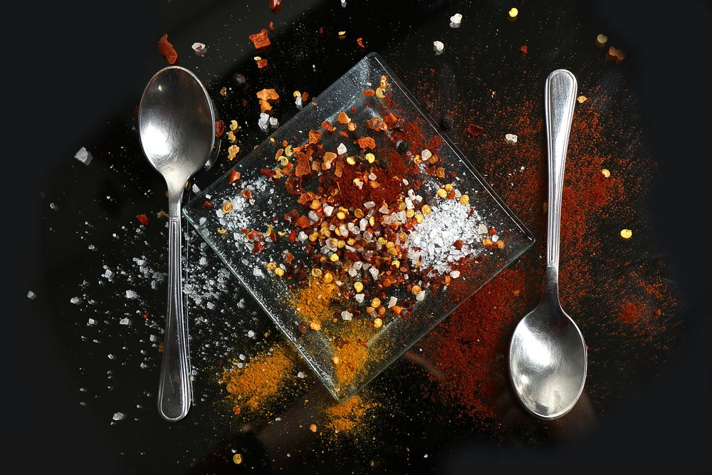 Super Foods & Spices -