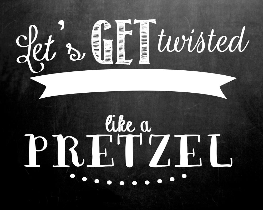 pretzel-chalkboard