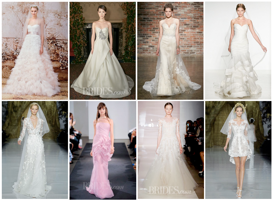 2014 Bridal Fashion