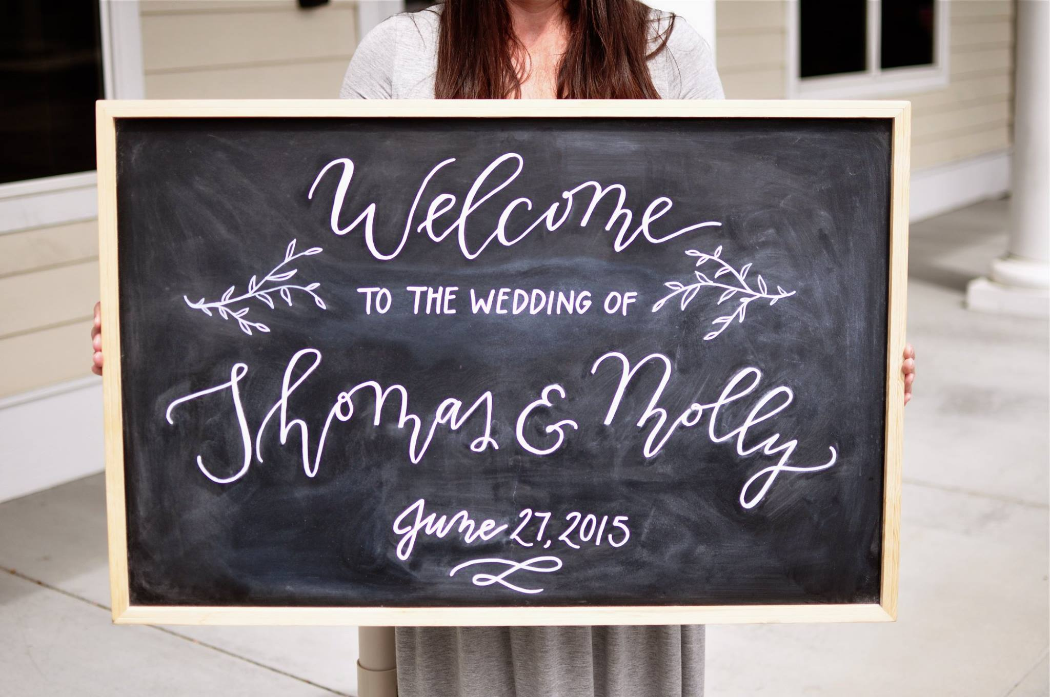 Inkling Calligraphy Sign