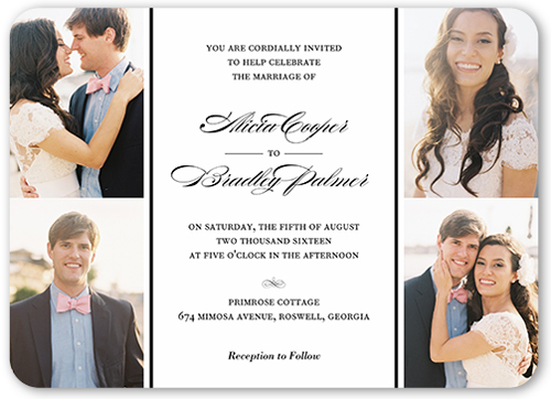 Tips On Designing Your Wedding Invitations Ira Lucy