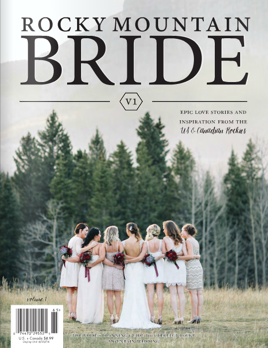 Rocky Mountain Bride Magazine Regional Issue V1