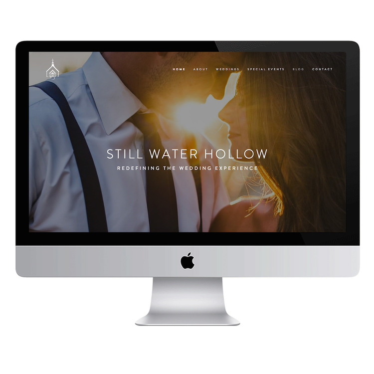 Still Water Hollow Website Wight House Creative