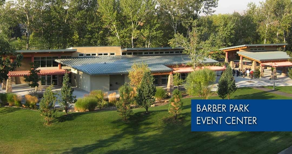 Barber Park Event Center