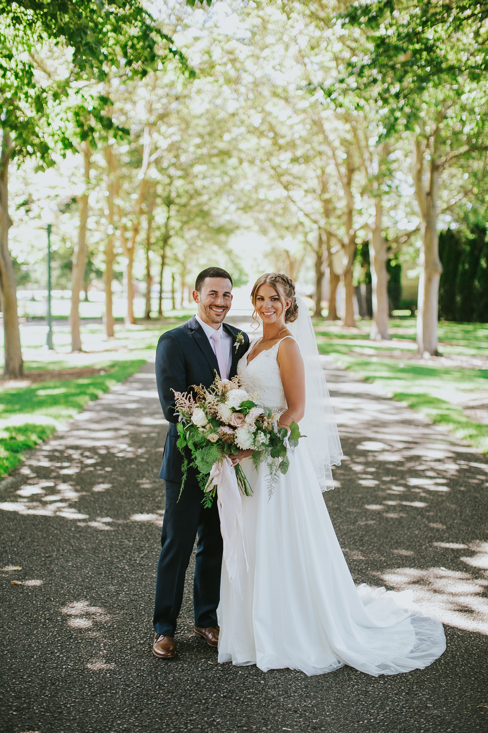 Ira and Lucy Wedding Planner and Design | Let It Shine Photography | Just So. Event Floral | Katie and Craig