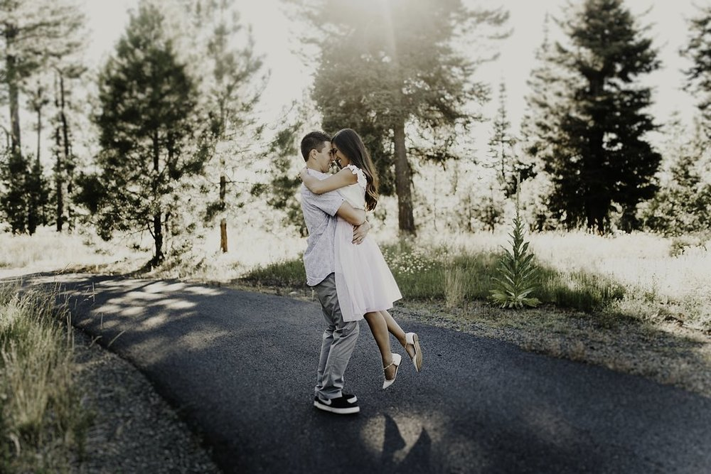 Alexis and Brady Engaged - Kylie Morgan Photography - Ira and Lucy Wedding Planner