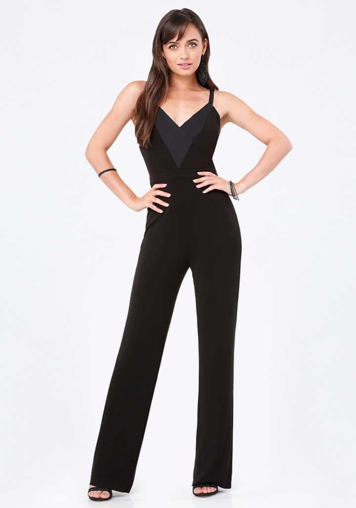 deep v jumpsuit, Ira and Lucy Wedding Planner, Vegas Planning