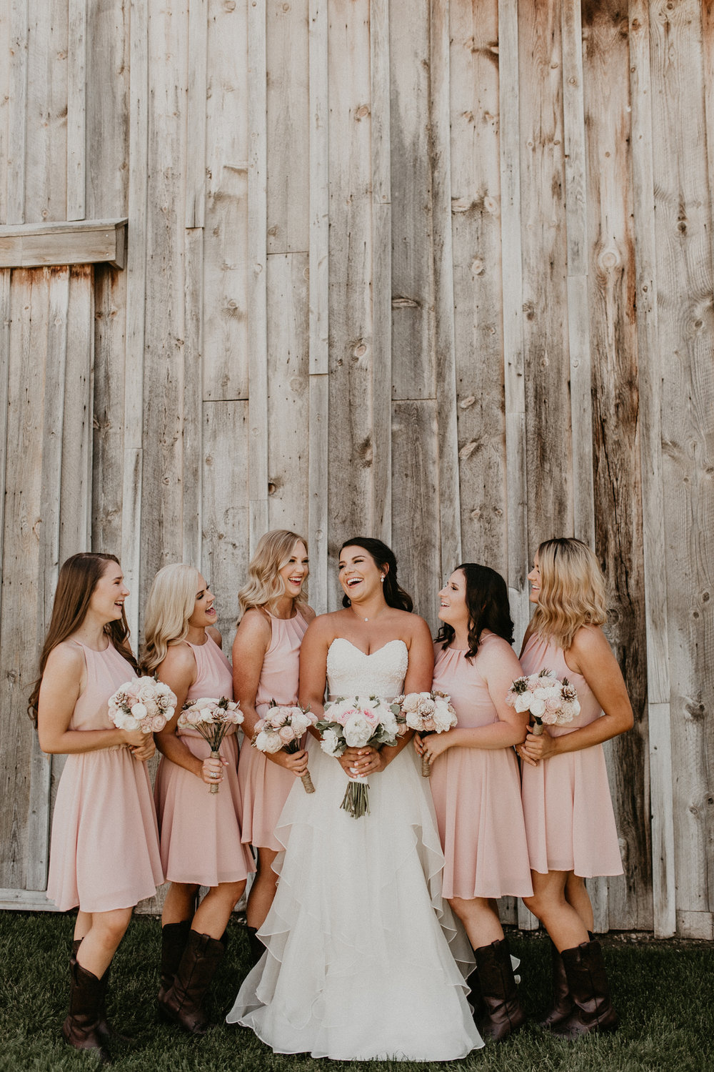 Makayla Madden Photography, Ira + Lucy Boise Wedding Planner, Country Wedding, Demmi and Nick