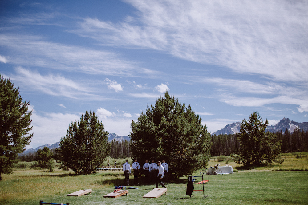 Caitie and Phil, Christine Marie Photography, Stanley Idaho, Ira + Lucy Wedding Planner