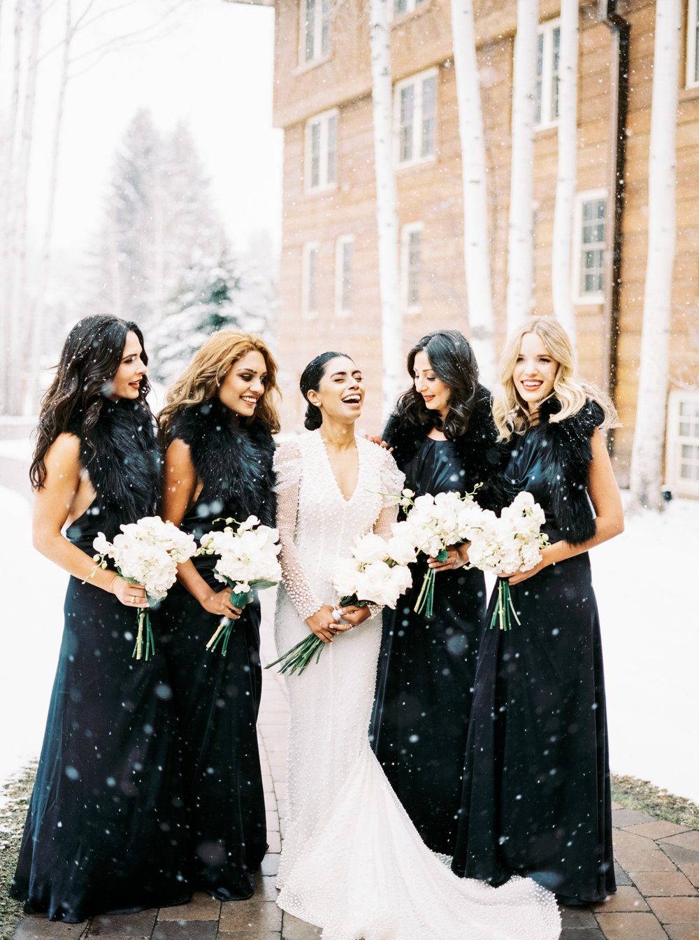 Sophine and Caspar, Sun Valley Wedding, Ira + Lucy, Kendra Elise Photography