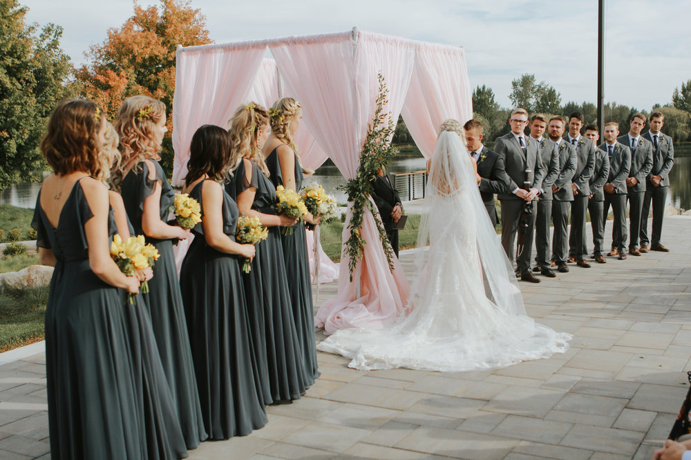 Ira and Lucy Wedding Planner, Idaho Wedding, Willowbridge, Kelsie Stevens Photography
