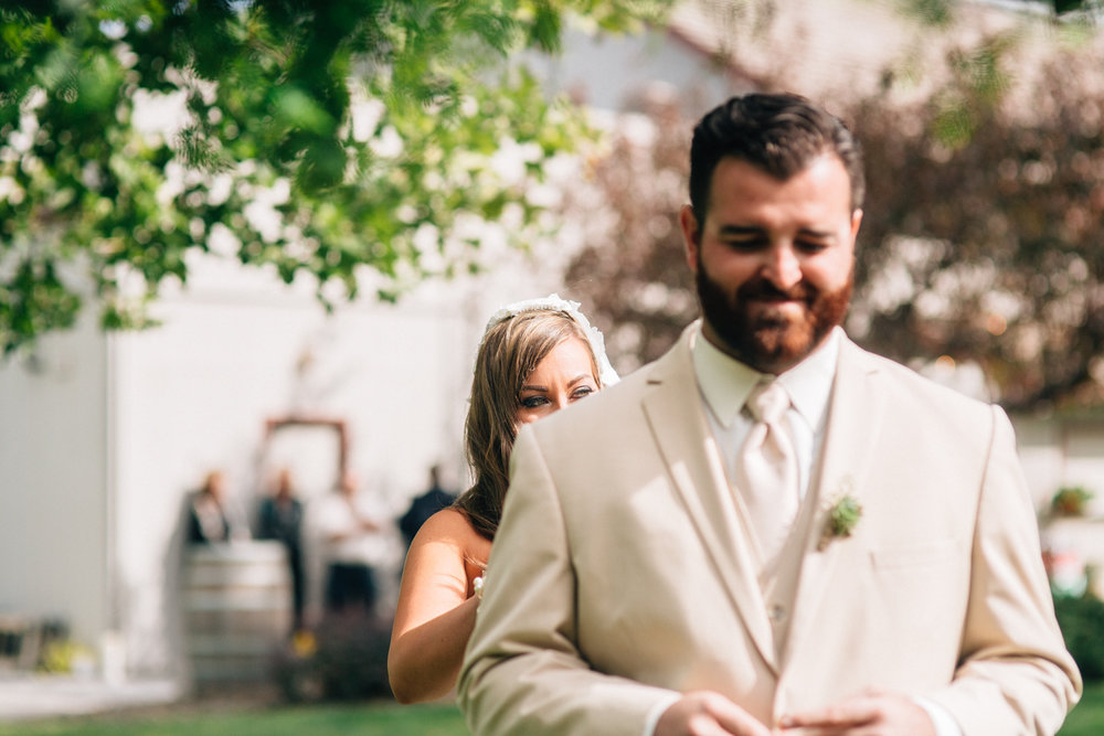Kali and Matt, Winery Wedding, Ongoing World Photography