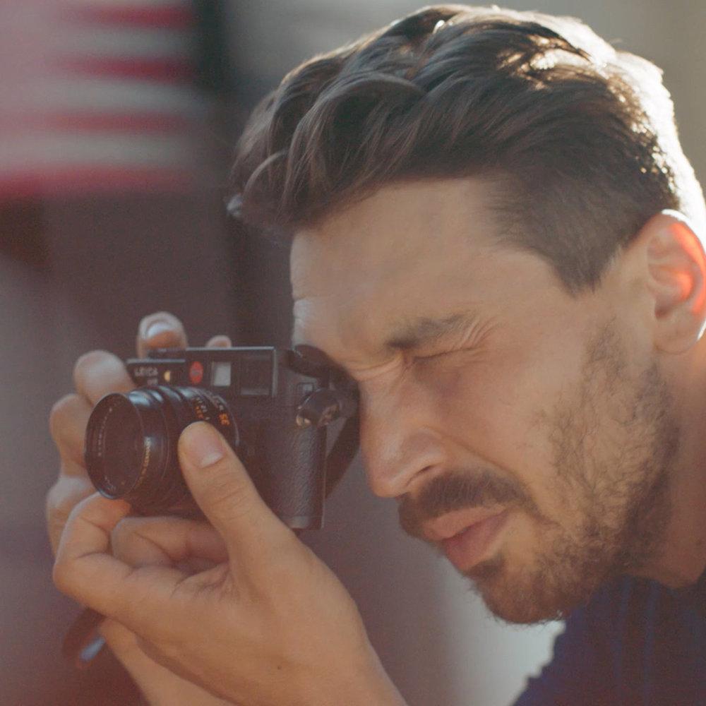 Joshua Allen Harris   Photographer