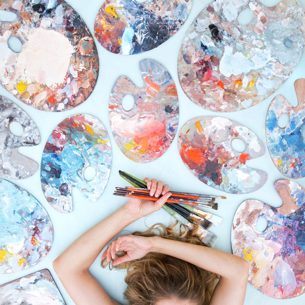 LAURA PRITCHETT  Photographer & Painter