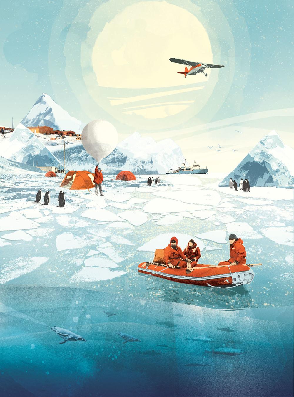 Pearson Australia: Antarctica