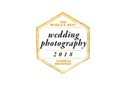 The World's Best Wedding Photography 2018 Junebug Weddings