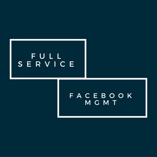 Full Service Facebook Management