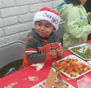 TY to all the volunteers and donors who made this Christmas season special for our ninos!