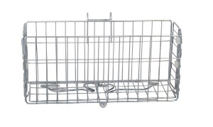 St. Charles Hospital - Folding Walker Basket