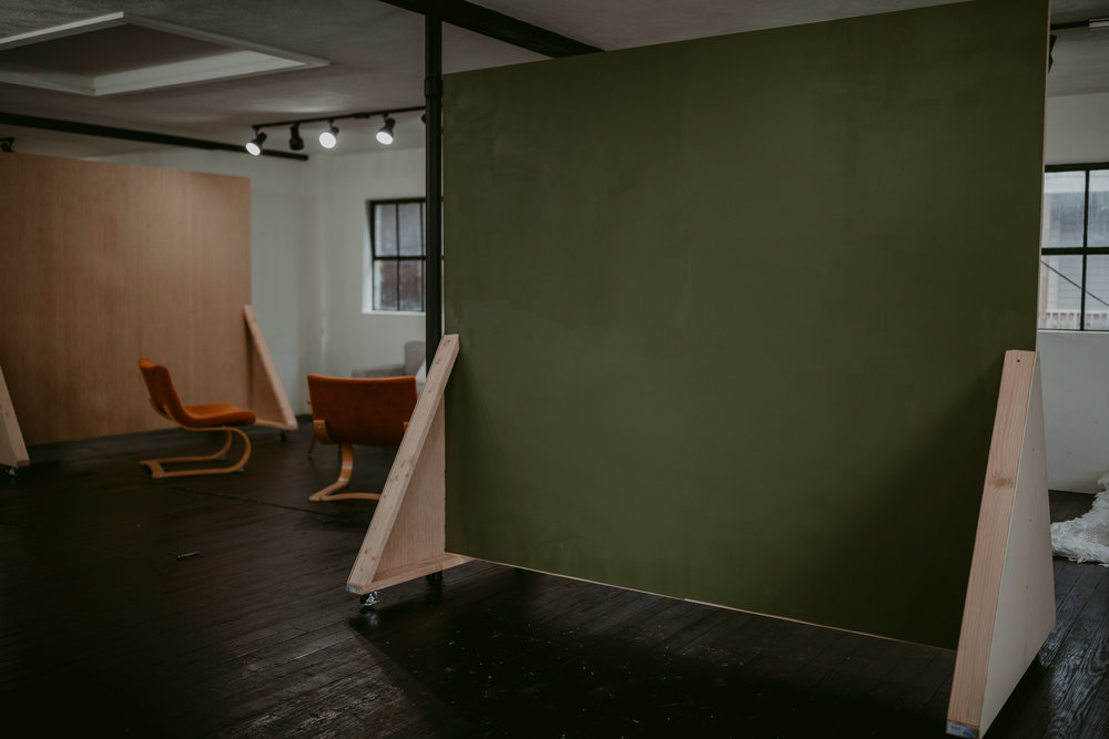 studio backdrop walls
