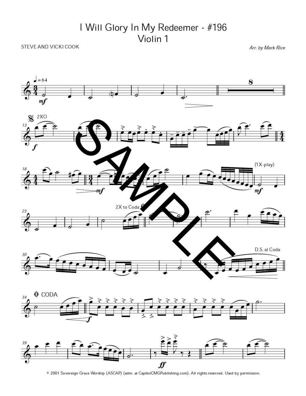 Sample I Will Glory in My Redeemer #196 Strngs Ob Piano Chrd Chrt Orgn M Rice arr_Page_29.jpg