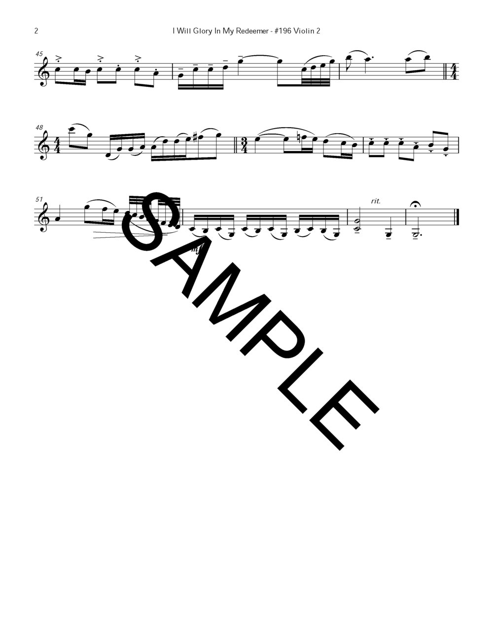 Sample I Will Glory in My Redeemer #196 Strngs Ob Piano Chrd Chrt Orgn M Rice arr_Page_32.jpg