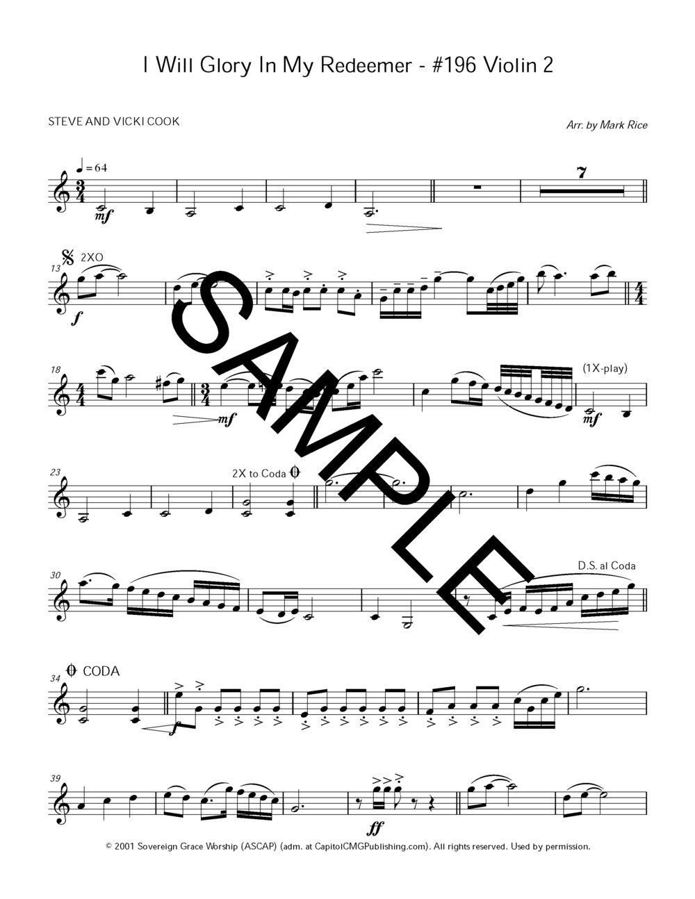 Sample I Will Glory in My Redeemer #196 Strngs Ob Piano Chrd Chrt Orgn M Rice arr_Page_31.jpg