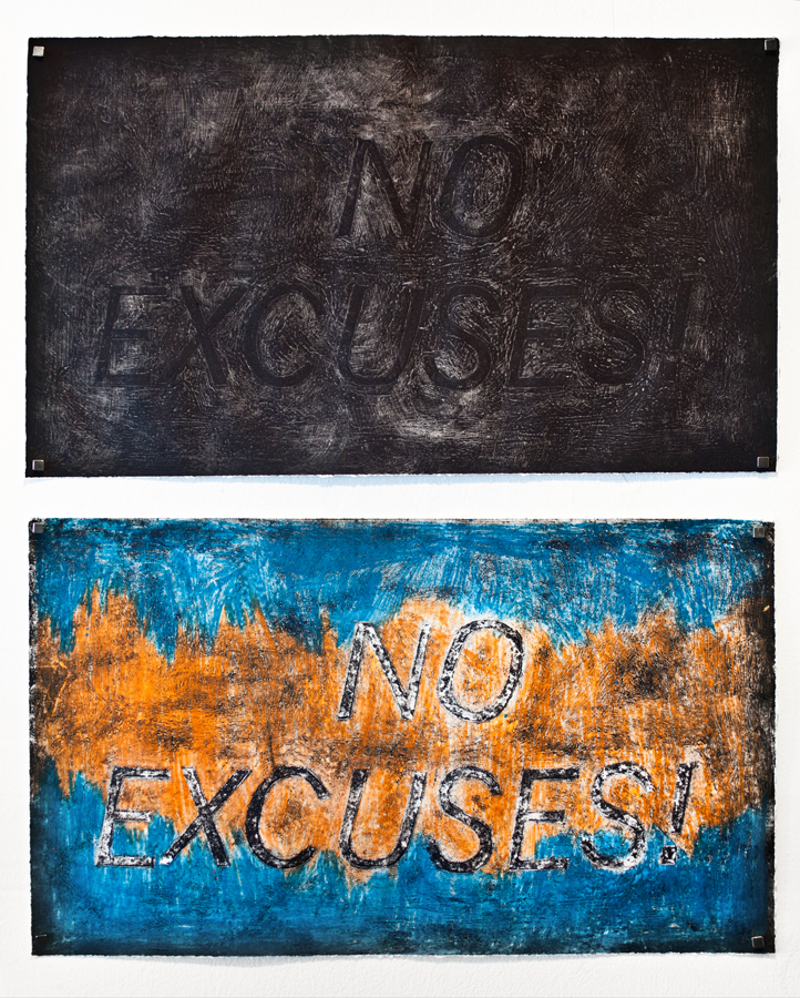 """No Excuses"" (2014)"