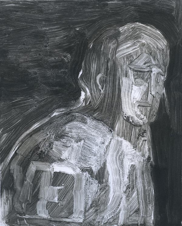 """""""Sad Dan"""" (2014)"""
