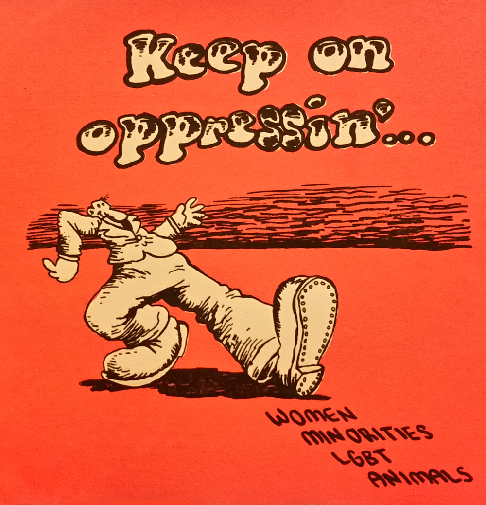 """Keep On Opressin'"" (2015)"