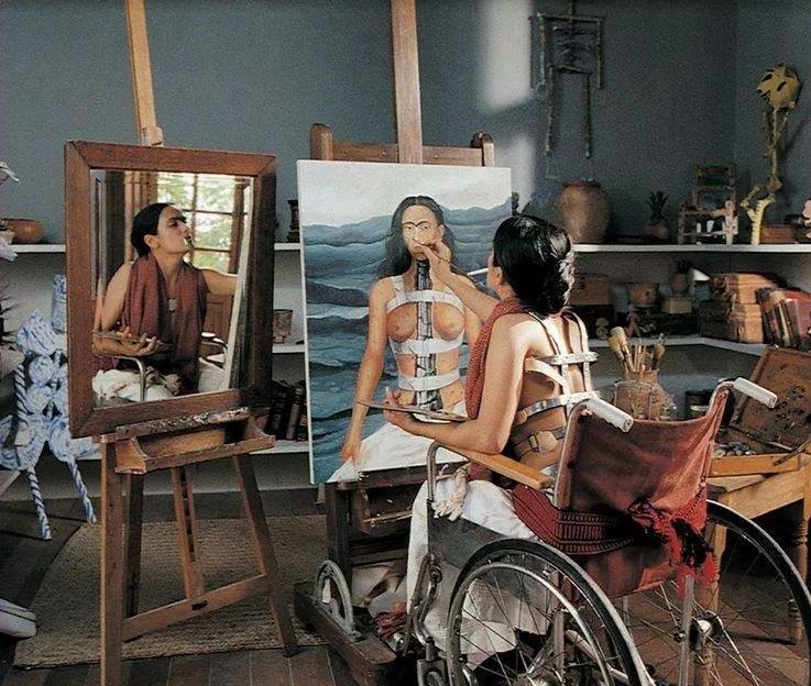dwnsy :     Frida Kahlo (1907.07.06-1954.07.13)