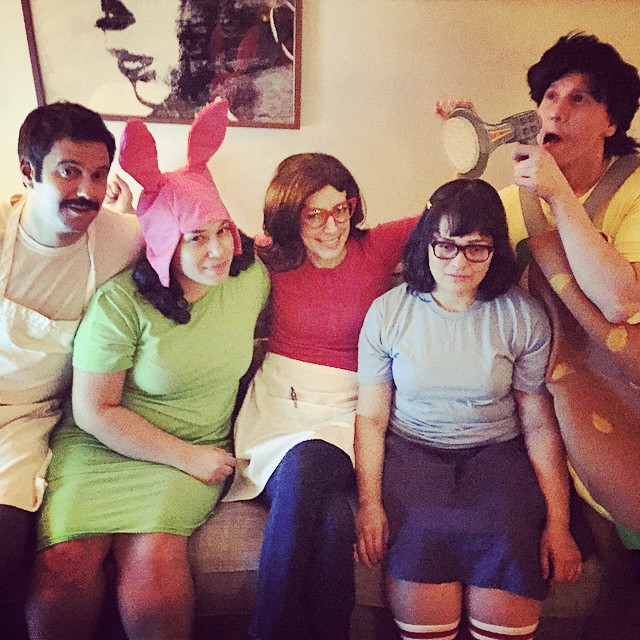 """behindbobsburgers :      """"We'reBelchers, from the womb to the tomb!""""  (via   yeiryg  )"""