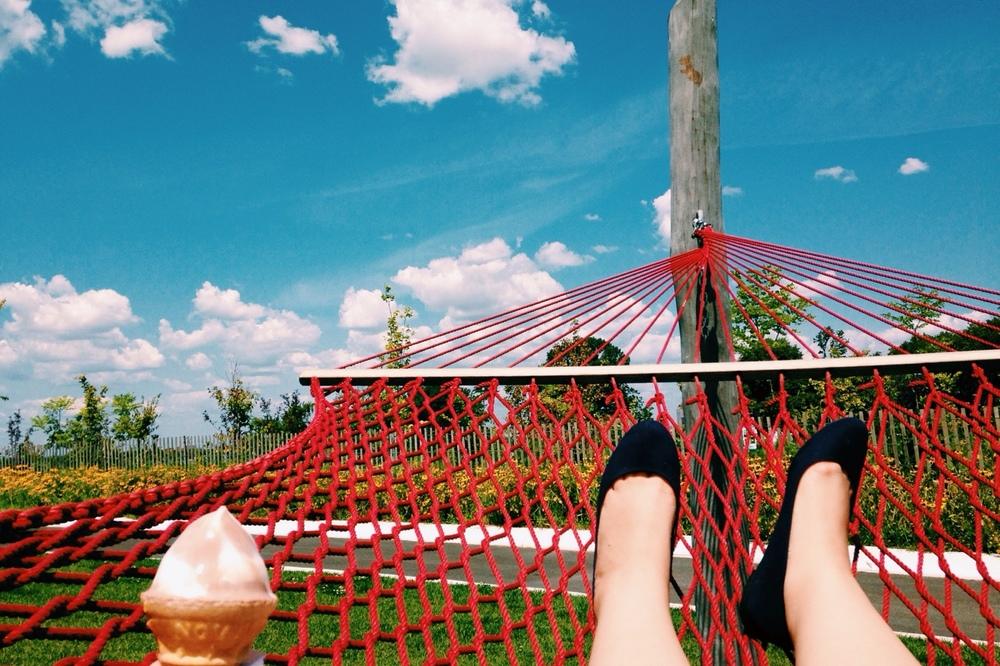 Summertime heaven 🍦🌻☀️